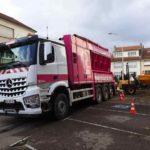 camions aspirateurs